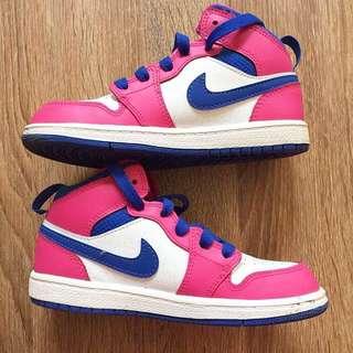🔥REPRICE🔥 Nike Jordan Blue/Pink