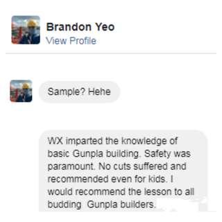 Gunpla Building Class Gundam