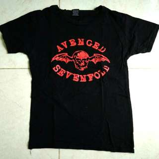 #tisgratis Kaos Avenged Sevenfold