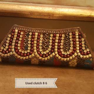 Multicolor Clutch