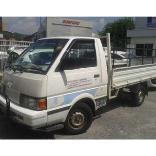 Nissan Vanatte Pick Up Van (NGV)