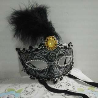 masquerade/ prom/party mask