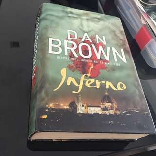 Inferno by Dan Brown Hardcover
