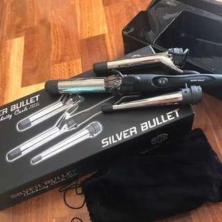 Silver Bullet Celebrity Curls Triple Curler