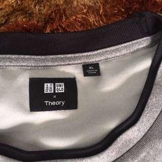 Uniqlo x Theory Tshirt
