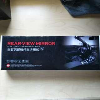 Car Rear Mirror Camera