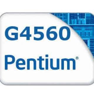 INTEL G4560 PENTIUM PROCESSOR
