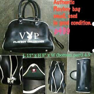 Authentic Playboy bag