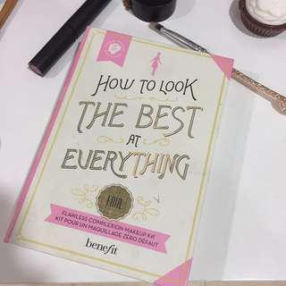 Authentic Benefit How to look the best at everything kit