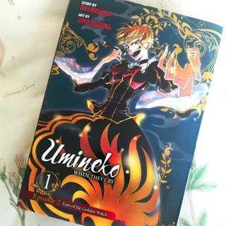 Umineko Manga: Episode 2 (Book 1)