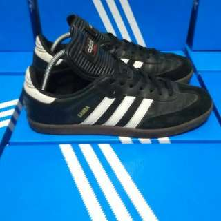 ADIDAS SAMBA OG (lidah Panjang)  made In VIETNAM size 43 1/3,,,  US 9 1/3,,,, God Condition 90% Pemakaian Pribadi