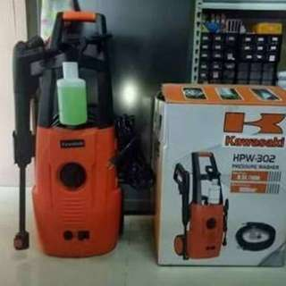 Kawasaki presure washer