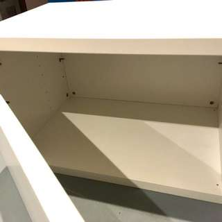 IKEA BESTA 2 shelving units