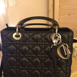 Lady Dior Bag (medium size)