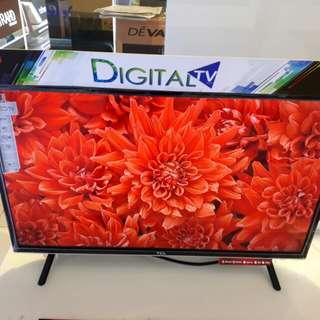 Brandnew TCL Smart Digital and Basic Led tv