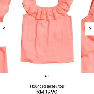 H&M Girl Shirt