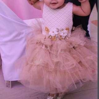 periwinkle Elegant Gown