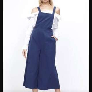 Limited edition Disney x minkpink pinafore culotte size l