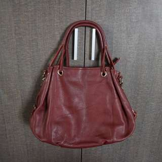 Imported Leather Bag