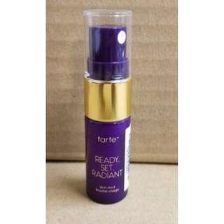 TARTE Ready, Set, Radiant Skin Mist TRAVEL SIZE 7ml Brand New & Authentic (NO OFFERS)
