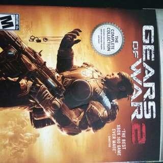 Gears of War original cd