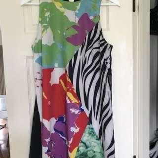 Shakuchi Dress
