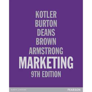 Principles of marketing 9th edition (e-book)