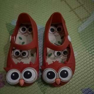 sepatu karet anak
