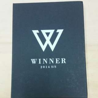 Winner 2014 - first album