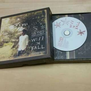 K Will - Will in Fall album