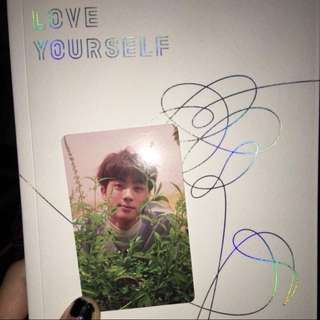 [BTS] Love yourself 承 her 專輯