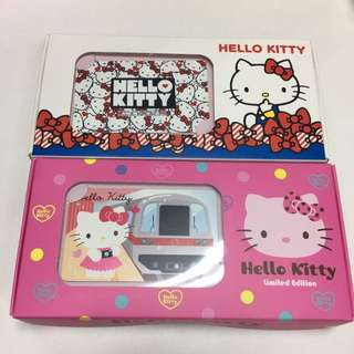 Brand new ezlink cards - hello Kitty! Set of 2