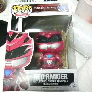 Red Ranger Funko