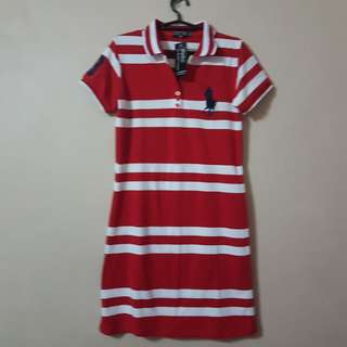 Polo Shirt Dress