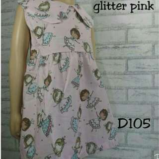 Dress katun Anak