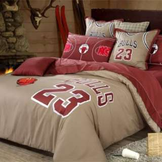 Michael Jordan Bedding Set Queen-4pcs Christmas gift