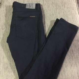 Black Nudie jeans size 31/32