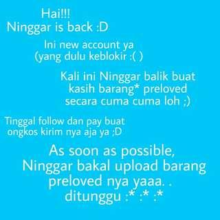 I am Back 😬😬😬