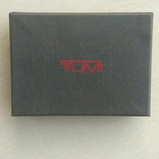 Pre-loved Tumi Money Clip Full Leather
