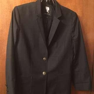 Aritzia Talula Grey Blazer - Sz 10