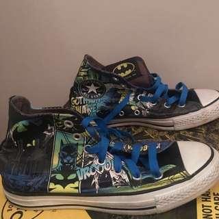 Converse, limited edition Batman