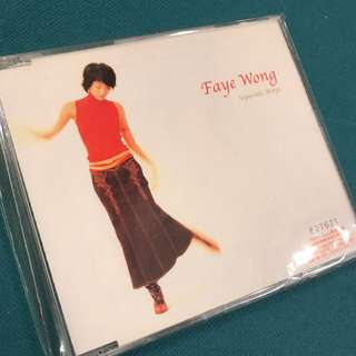 Faye Wong- Separate Ways (Japan Singles Edition)
