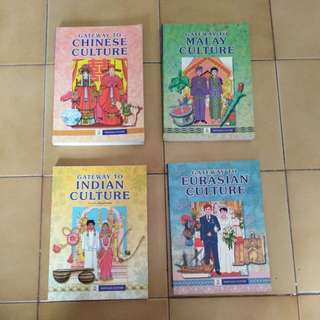 Montage Culture Series - Gateway to Chinese, Malay, Indian, Eurasian Cultures