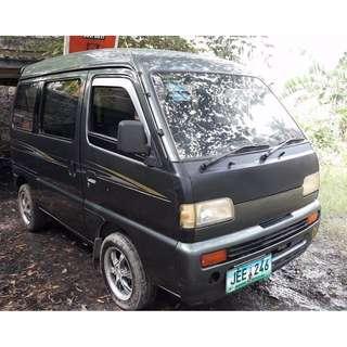 Suzuki Mini Van