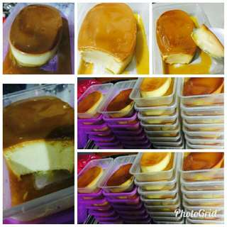 SpeCial Baked LeChe fLaN