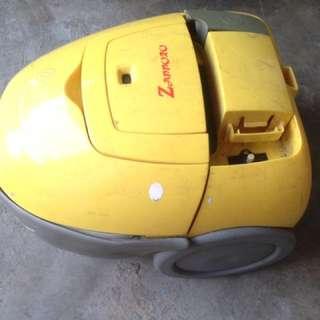 Vacuum for FREE