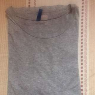 Diveded t shirt man