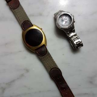 Watches For Parts Or Repair. (No Return).