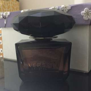 VERSACE Crystal Noir Eau de Toilette 90ml Demonstrator bottle