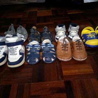 preloved baby and kids shoes
